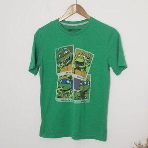 Nickelodeon | TMNT Green Graphic Tshirt